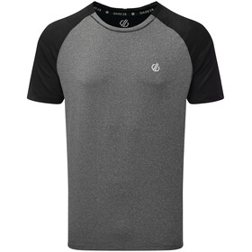 Dare 2b Peerless T-shirt Herrer, ebony grey marl/black